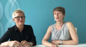 SELBSTSTÄNDIGKEIT Eine Reise für Helden und Heldinnen - Expertinnengespräch mit Nadja Bungard und Brigitte Windt - Berlin.