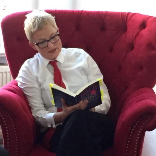 Lesung und Gespräch
