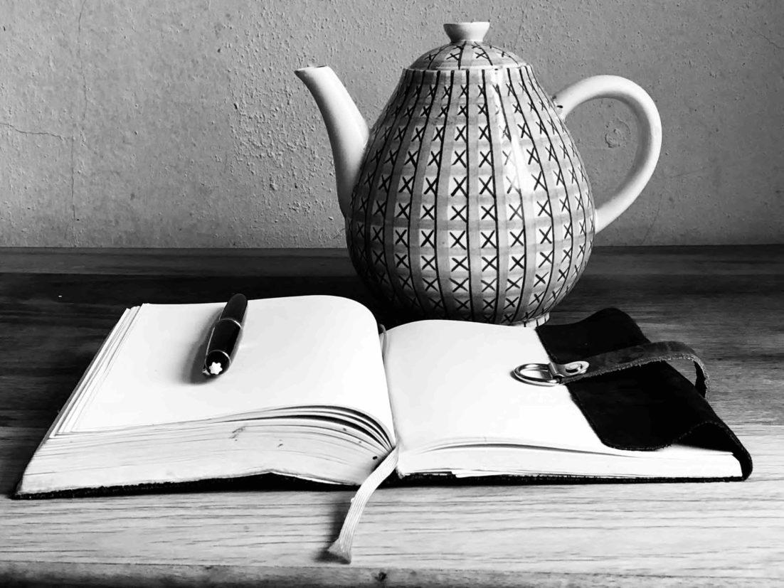 kaffeeklatsch experiment 10 Schreibgruppe berlin 2021